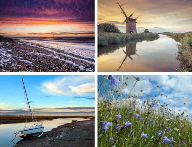 Top 10 Beauty Spots You Need to Visit in North Norfolk