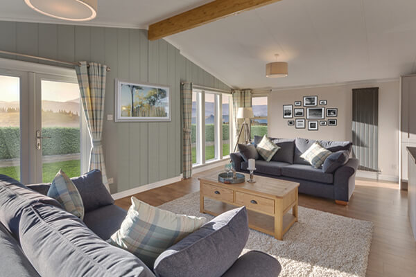 Presenting the New Standard in Luxury Lodges at Searles Leisure Resort