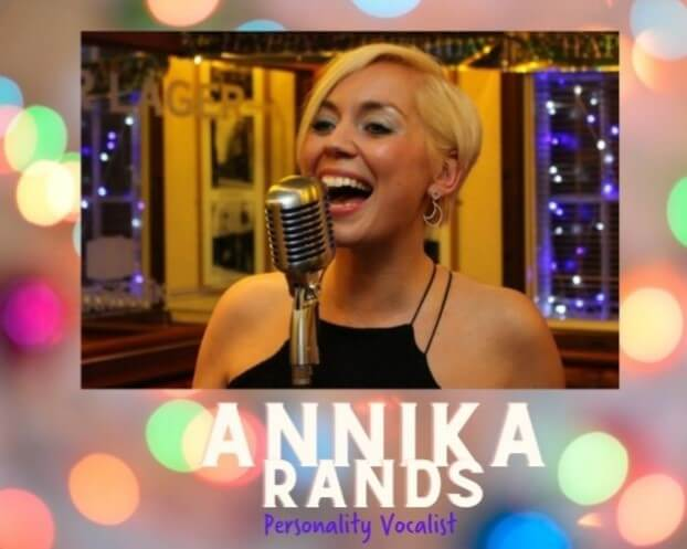 LIVE ACT - Annika Rands