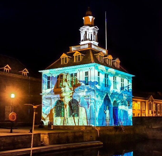 Kings Lynn Lumieres 2018
