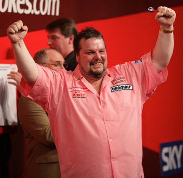 Peter Manley Darts UK